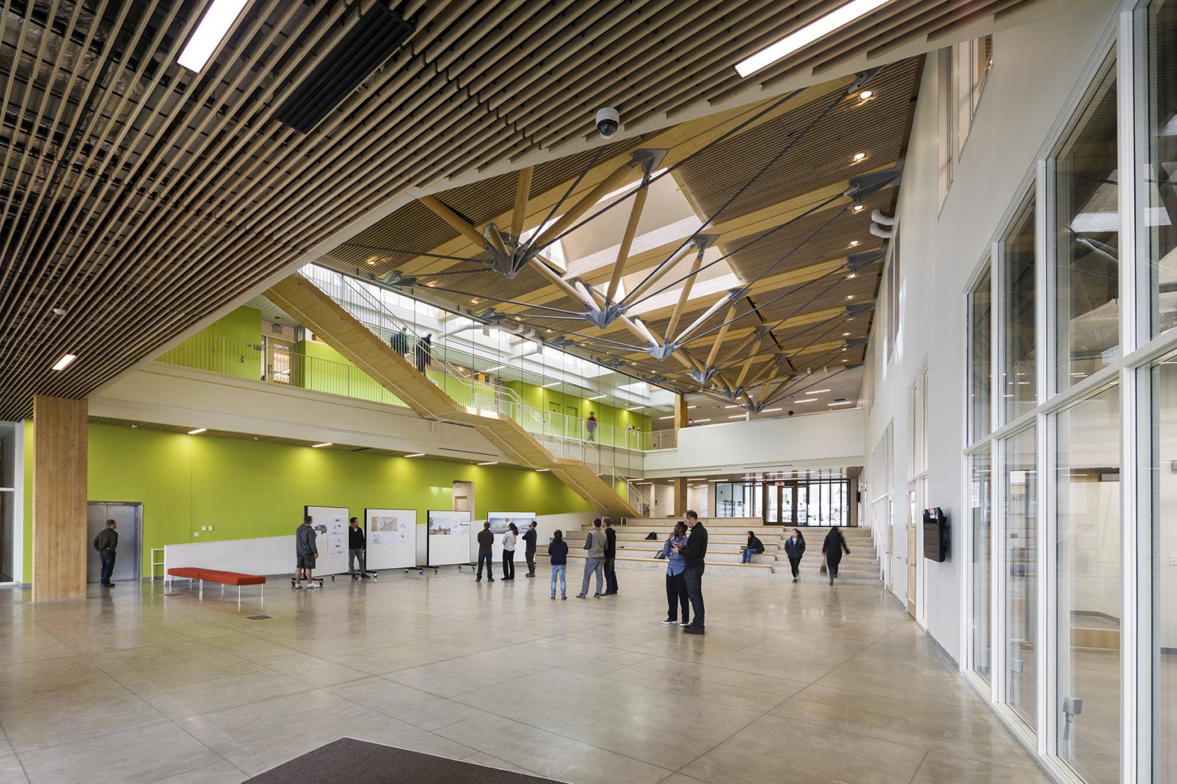 John W Olver Design Building Leers Weinzapfel Associates